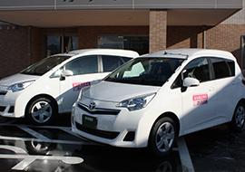 介護タクシー(3名様)の写真